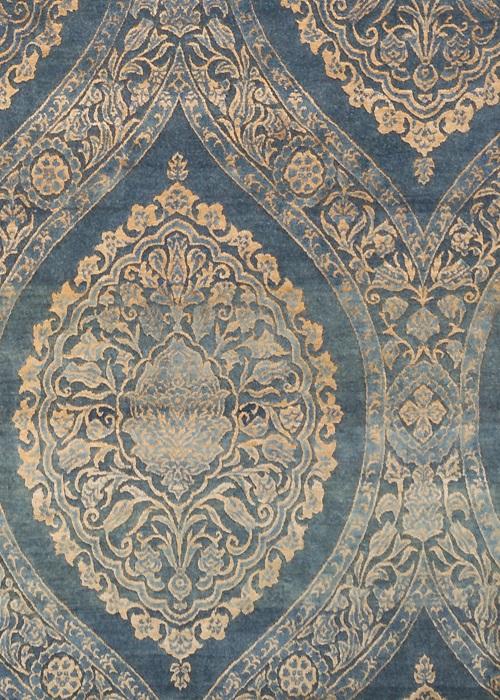 Persian Wool Silk Mahal