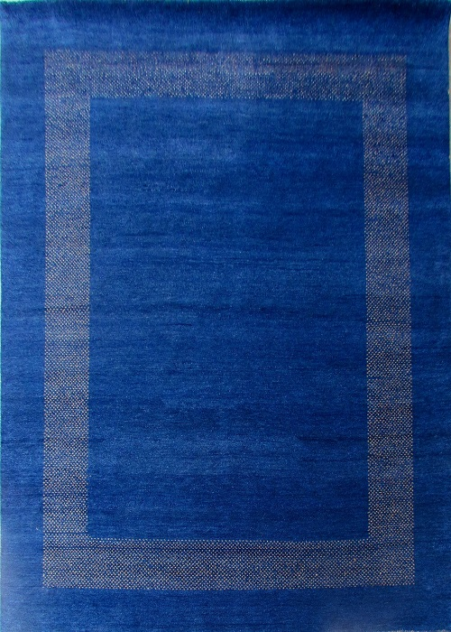 Tribal Gabbeh Rug Blue
